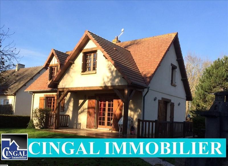 Vente maison / villa Bourguebus 222000€ - Photo 1