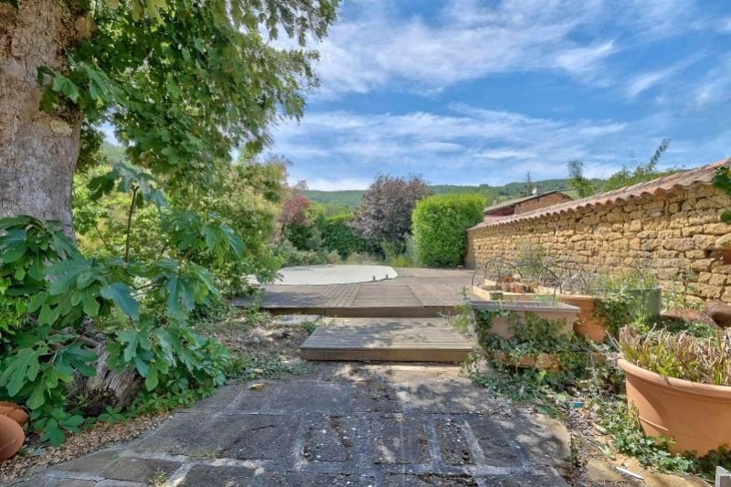 Sale house / villa Liergues 510000€ - Picture 3