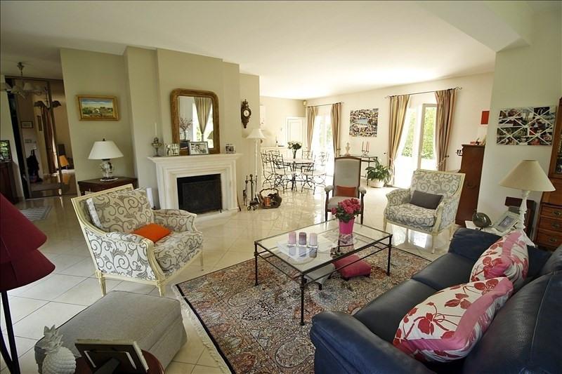Revenda residencial de prestígio casa Fourqueux 1250000€ - Fotografia 2