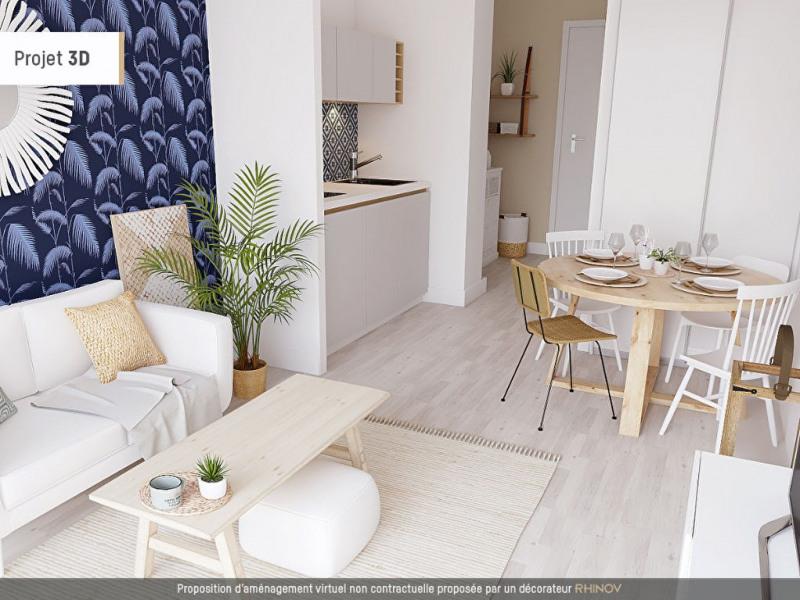 Sale apartment Le grau du roi 75000€ - Picture 2