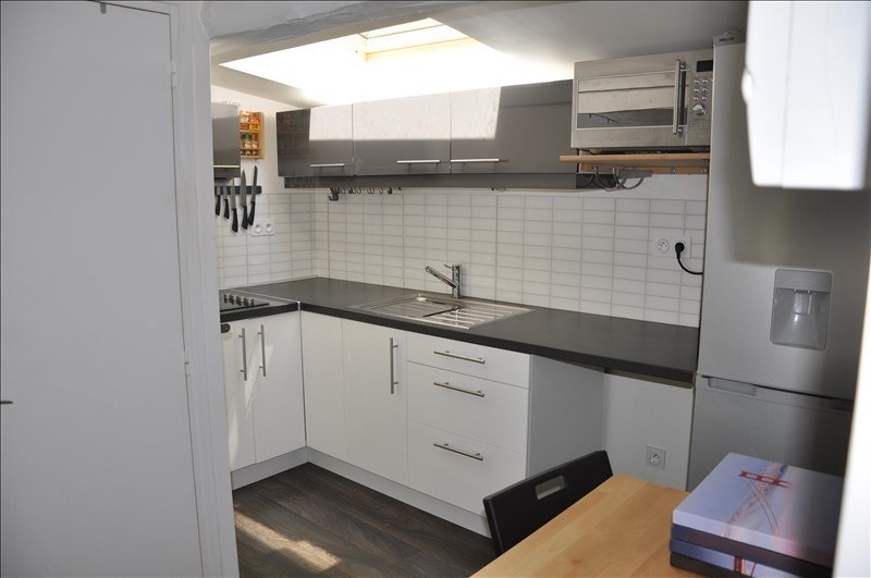 Rental apartment St nom la breteche 570€ CC - Picture 3