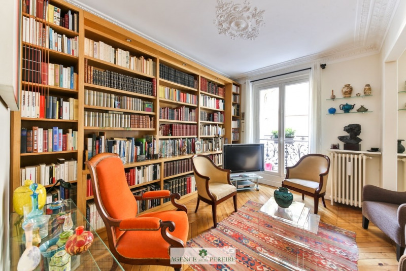 Vente appartement Paris 17ème 843 000€ - Photo 3
