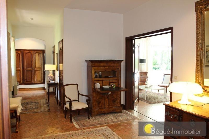 Vente de prestige maison / villa 5 mns pibrac 757000€ - Photo 3