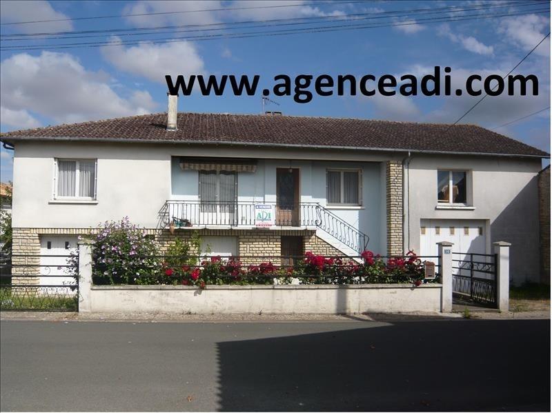 Vente maison / villa Pamproux 106000€ - Photo 1