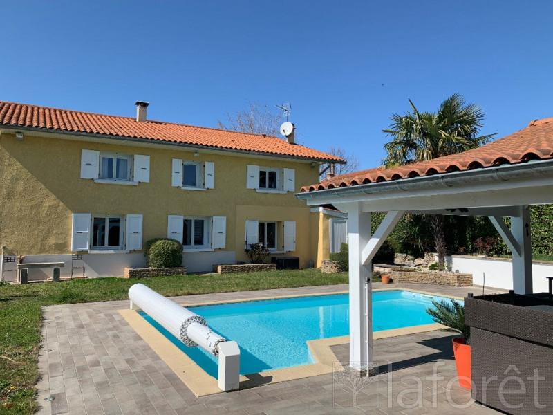 Sale house / villa Bourgoin jallieu 525000€ - Picture 1