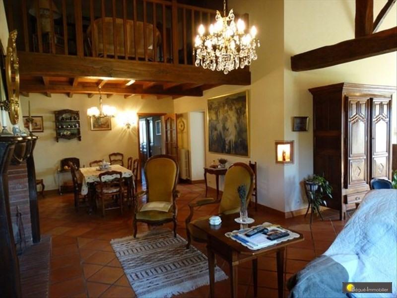 Deluxe sale house / villa 15 mns mondonville 576000€ - Picture 5
