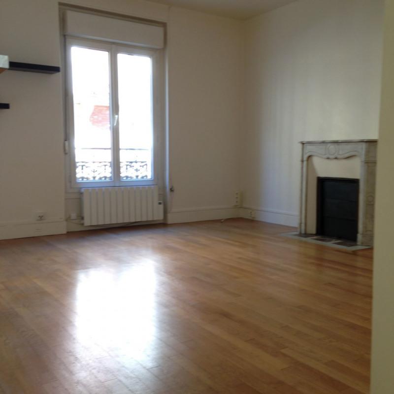 Rental apartment Paris 14ème 1344€ CC - Picture 1