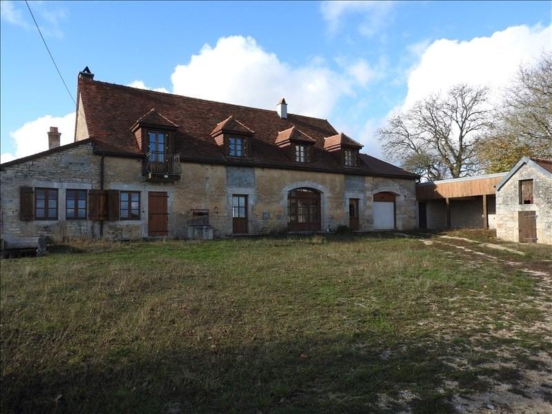 Sale house / villa Villager sud châtillonnais 181000€ - Picture 1