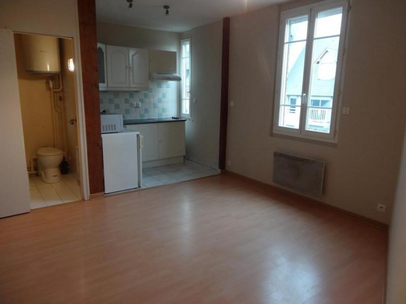 Verkoop  appartement Deauville 87500€ - Foto 2