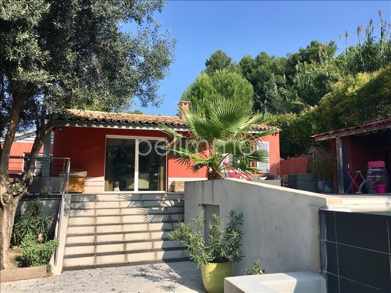 Vente maison / villa St chamas 487 000€ - Photo 1