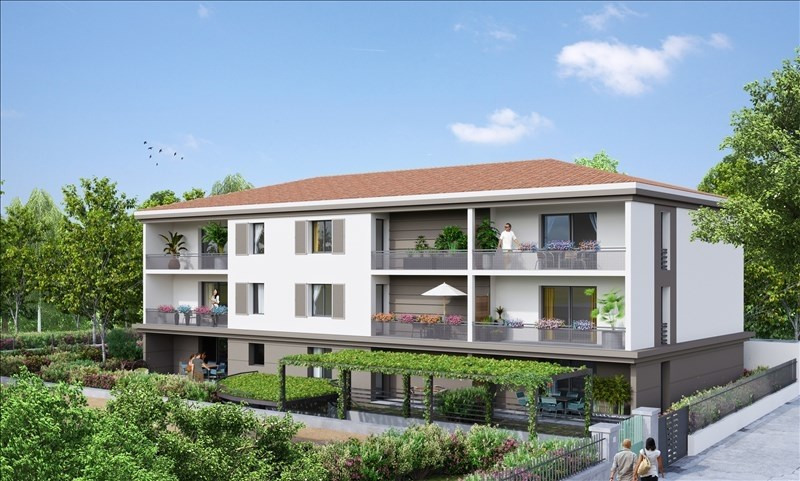 Sale apartment Tassin la demi lune 258 000€ - Picture 1
