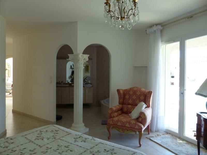 Venta de prestigio  casa Lignan sur orb 630000€ - Fotografía 8