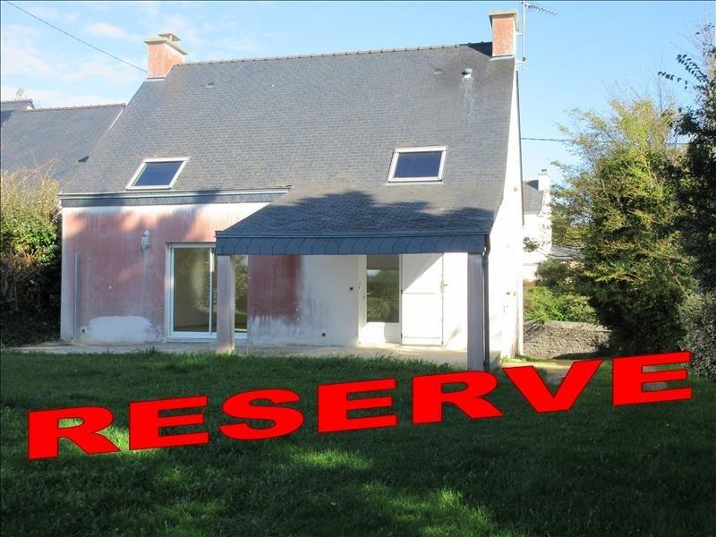 Vente maison / villa Esquibien 144348€ - Photo 1