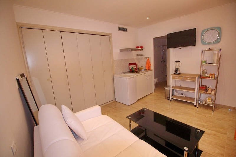 Location appartement Nice 480€ CC - Photo 1