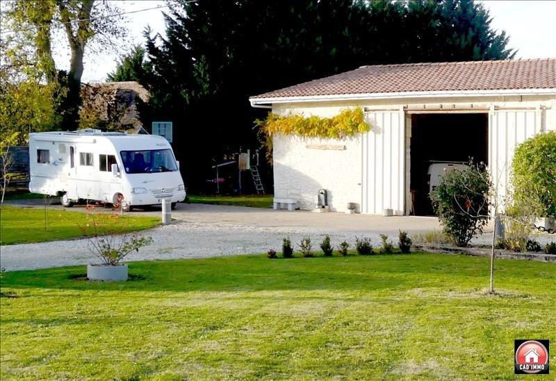 Vente maison / villa Saussignac 256000€ - Photo 2