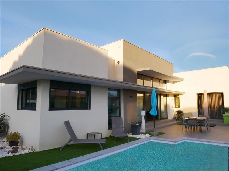 Deluxe sale house / villa Canet en roussillon 560000€ - Picture 1