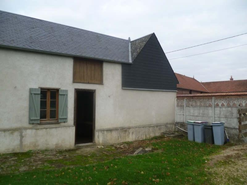 Vente maison / villa Auteuil 34500€ - Photo 1