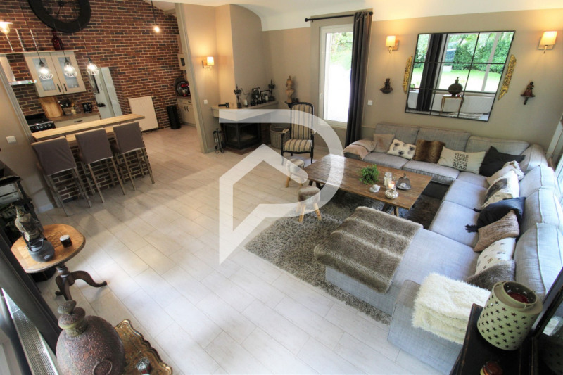 Vente de prestige maison / villa Montlignon 895000€ - Photo 3