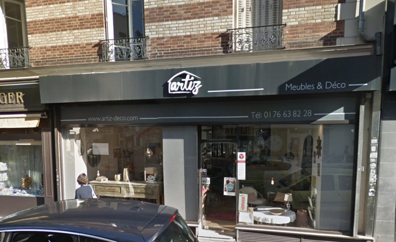 Commercial lease transfer shop Asnières-sur-seine 89000€ - Picture 2