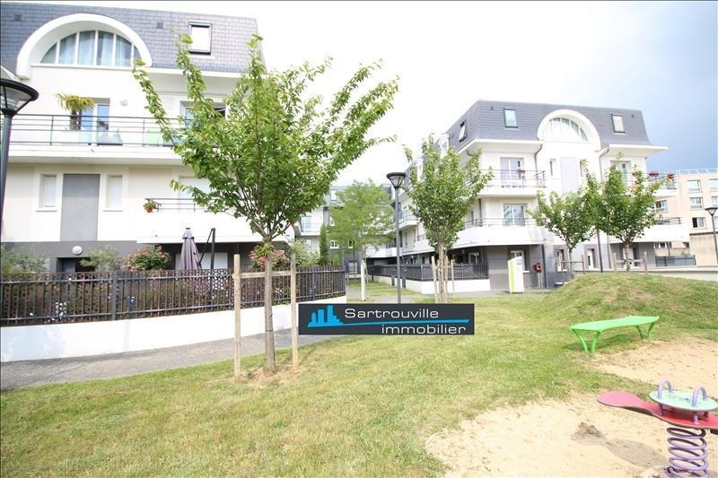 Vente appartement Sartrouville 235 000€ - Photo 1
