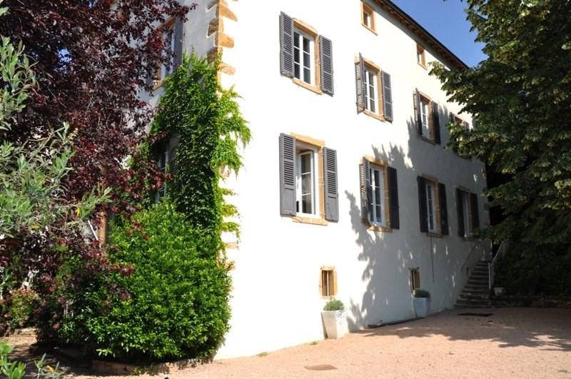 Deluxe sale house / villa Cogny 650000€ - Picture 2