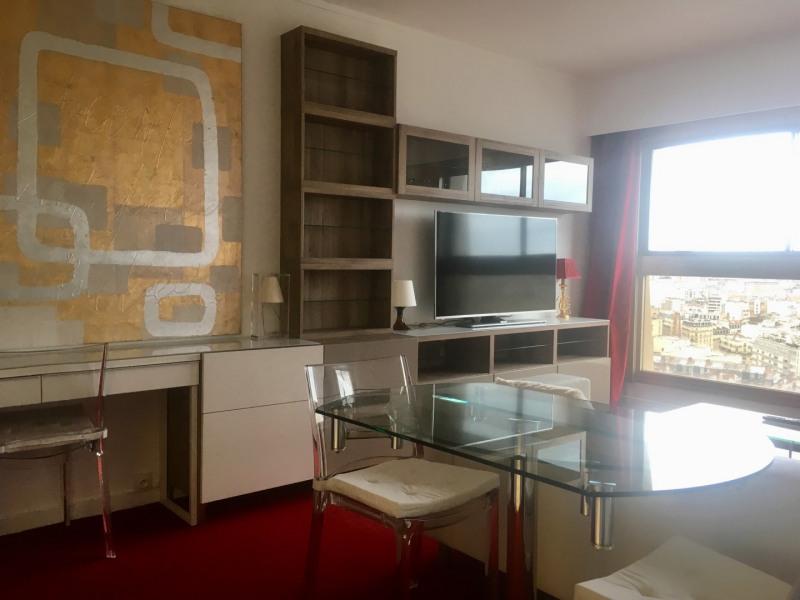Rental apartment Paris 15ème 1500€ CC - Picture 2