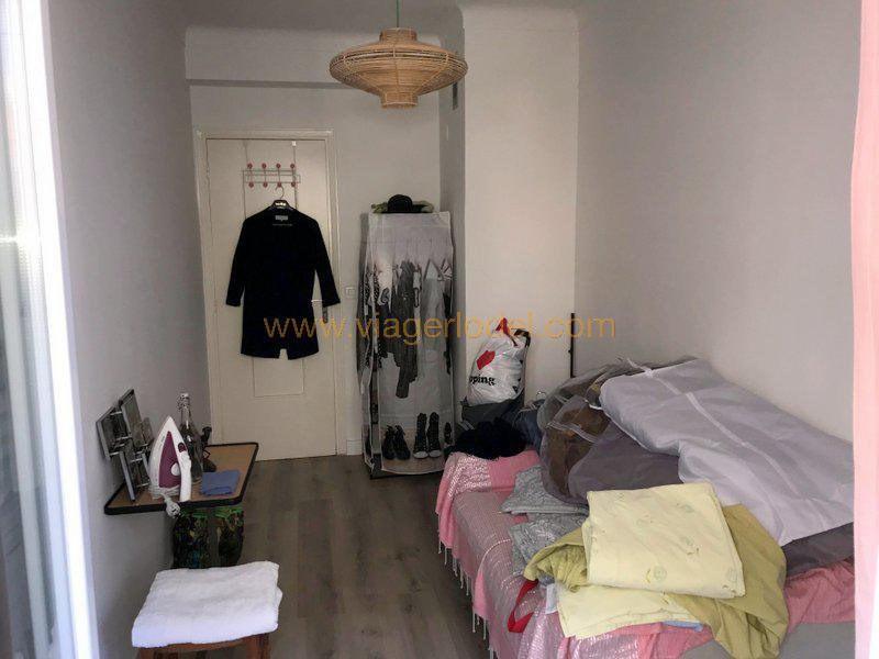 Verkauf auf rentenbasis wohnung Nice 75000€ - Fotografie 5