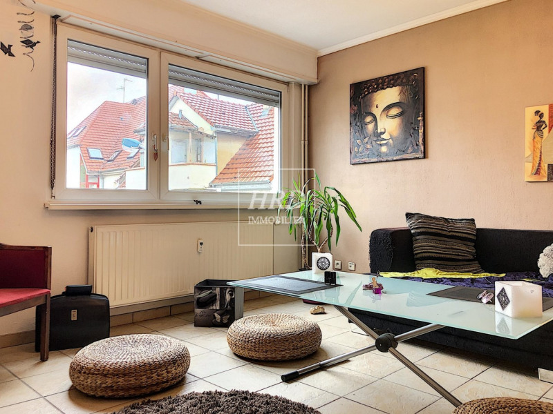 Sale apartment Strasbourg 154 000€ - Picture 1