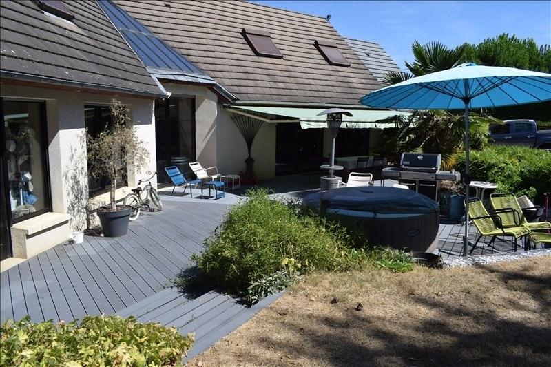 Vendita casa Mericourt 495000€ - Fotografia 10
