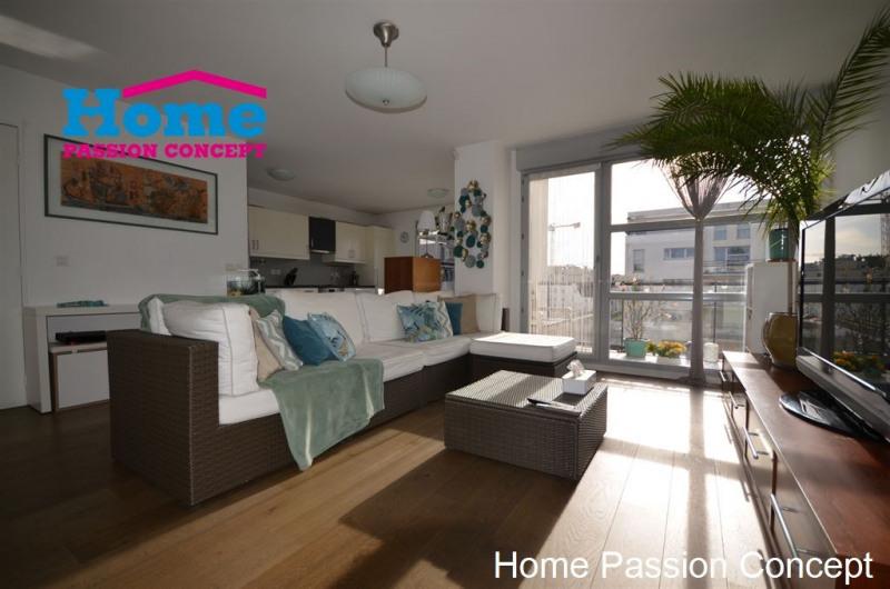 Sale apartment Nanterre 586000€ - Picture 2