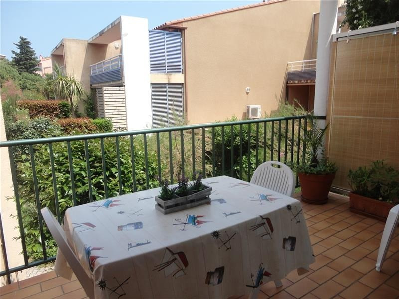 Sale apartment Collioure 155 000€ - Picture 1