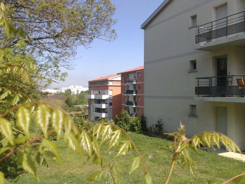 Rental apartment Toulouse 692€ CC - Picture 1