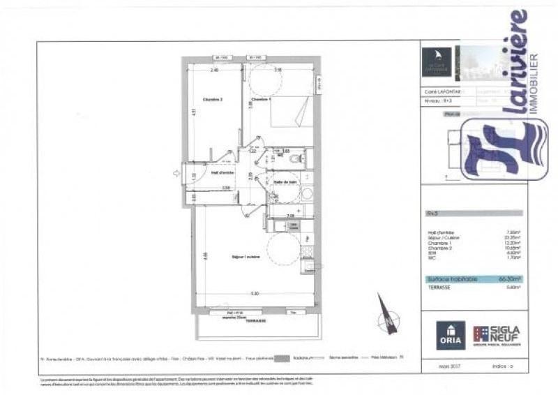 Sale apartment Wimereux 334500€ - Picture 2