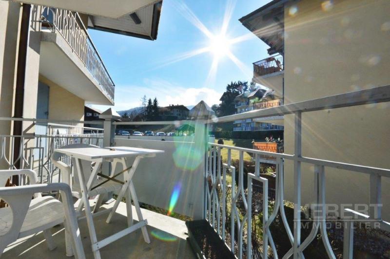 Vente appartement Sallanches 115800€ - Photo 2