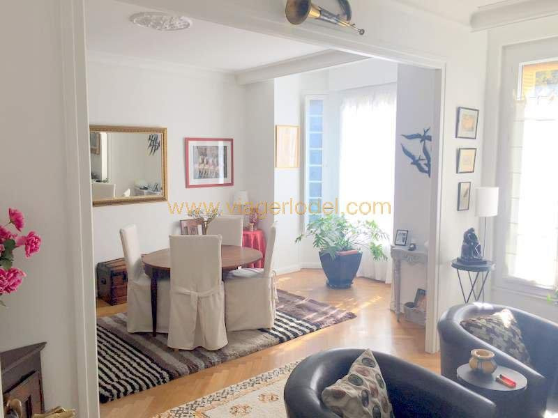 Vitalicio  apartamento Nice 89000€ - Fotografía 2