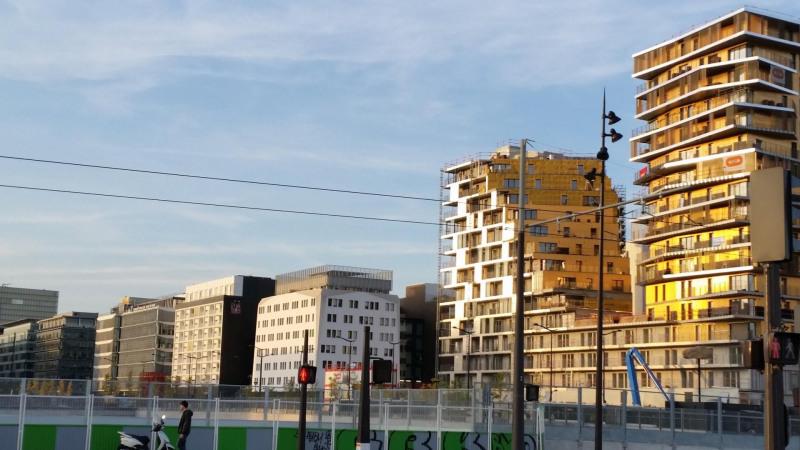 Deluxe sale apartment Paris 13ème 1173000€ - Picture 1
