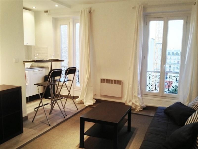 Rental apartment Colombes 705€ CC - Picture 1