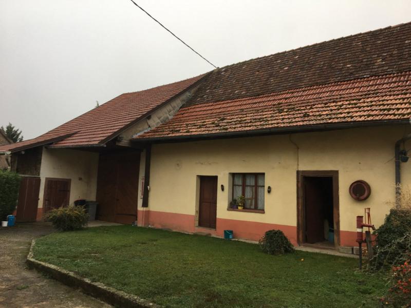 Sale house / villa Reutenbourg 166400€ - Picture 3