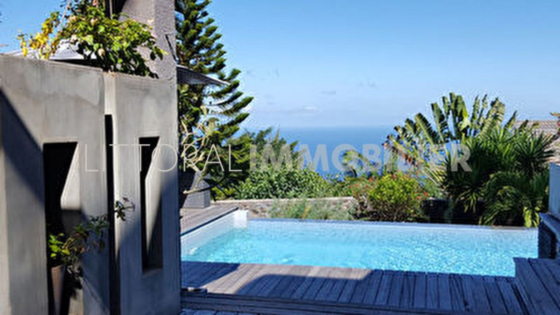 Venta de prestigio  casa Piton saint leu 588000€ - Fotografía 1
