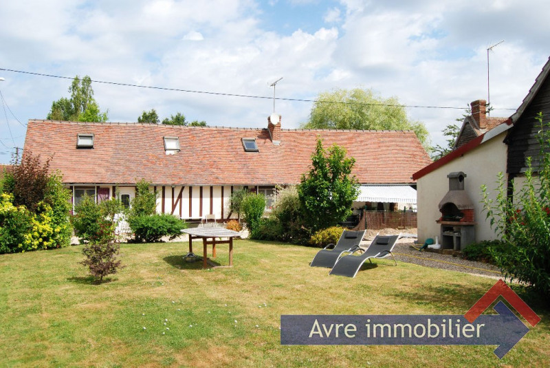 Vente maison / villa Verneuil d'avre et d'iton 162000€ - Photo 10