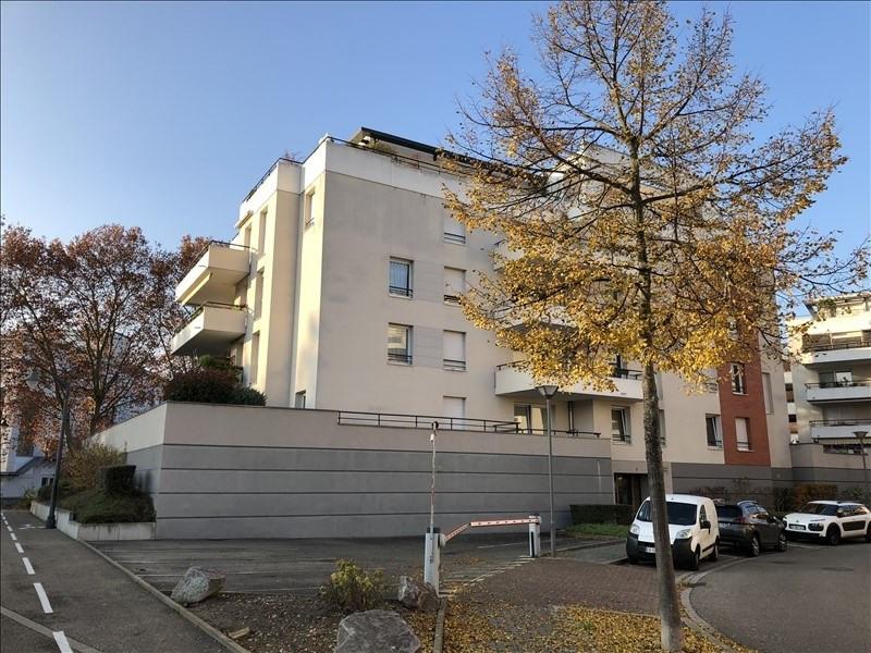 Rental apartment Illkirch graffenstaden 1091€ CC - Picture 1