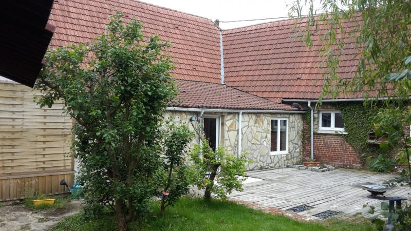 Vente maison / villa Prox fruges 110750€ - Photo 1