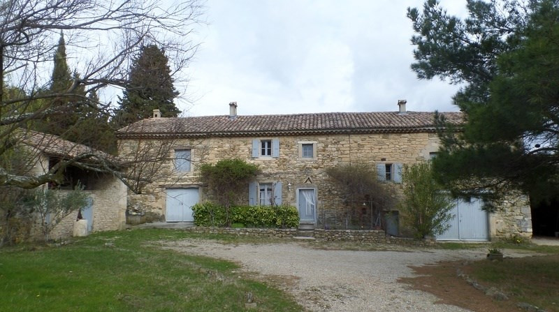 Vente maison / villa Chantemerle-lès-grignan 495 000€ - Photo 1