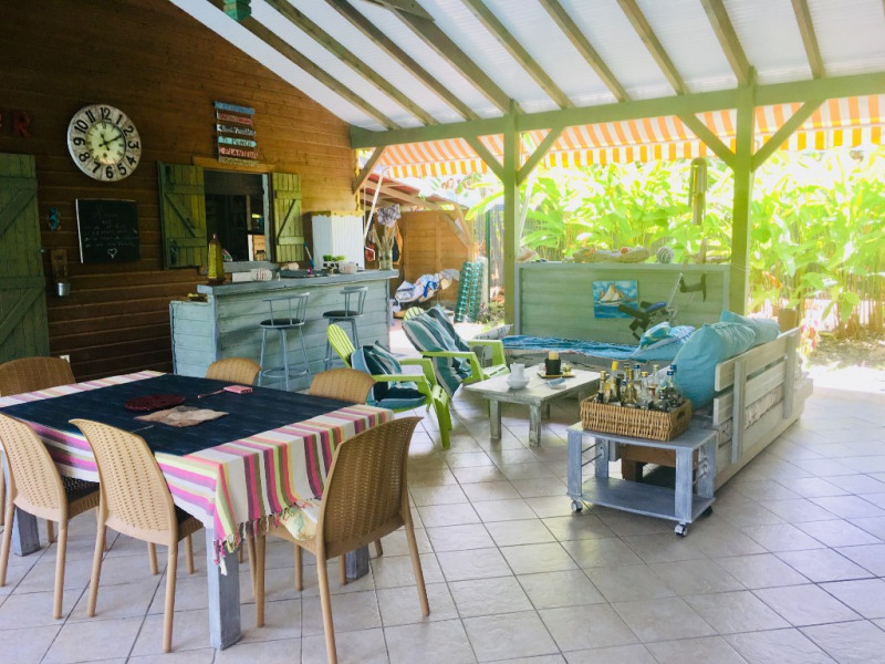 Sale house / villa Saint francois 367 000€ - Picture 4