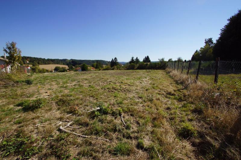 Vente terrain Ste sigolene 150000€ - Photo 1