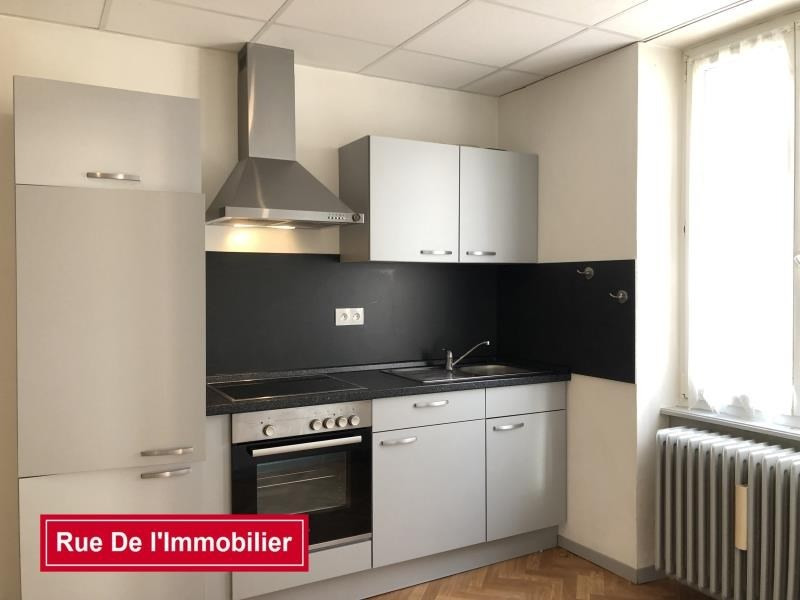 Rental apartment Bitche 500€ CC - Picture 1