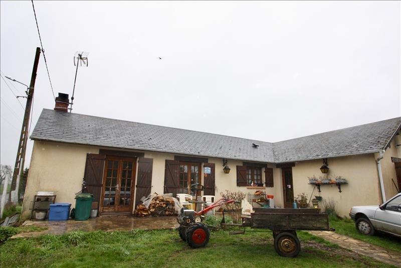 Vente maison / villa Conches en ouche 121000€ - Photo 1