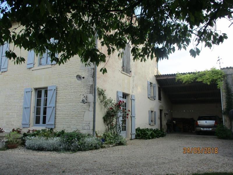 Sale house / villa La foye monjault 280000€ - Picture 3