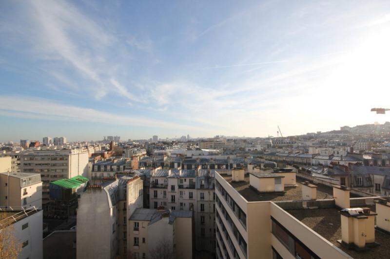 Sale apartment Paris 18ème 433900€ - Picture 2
