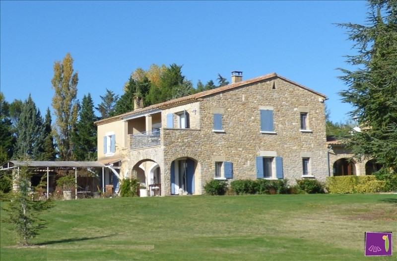 Immobile residenziali di prestigio casa Uzes 1150000€ - Fotografia 4